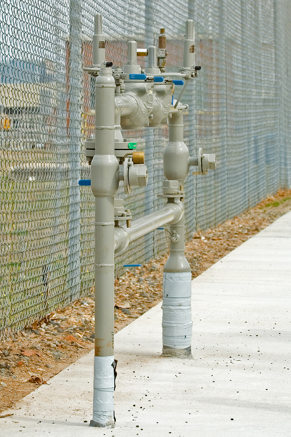 PROPER BACKFLOW PREVENTER INSTALLATION WILL KEEP OUR CITY'S DRINKING WATER SAFE